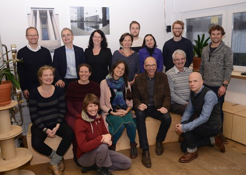 Projekttreffen Social Entrepreneurship for Local Change