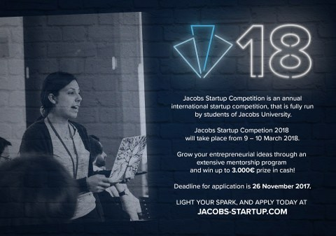 Jacobs Startup Competition